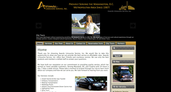 Awards Limousine Service
