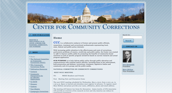Center for Community Corrections