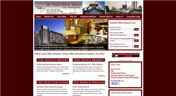 DC Executive Space